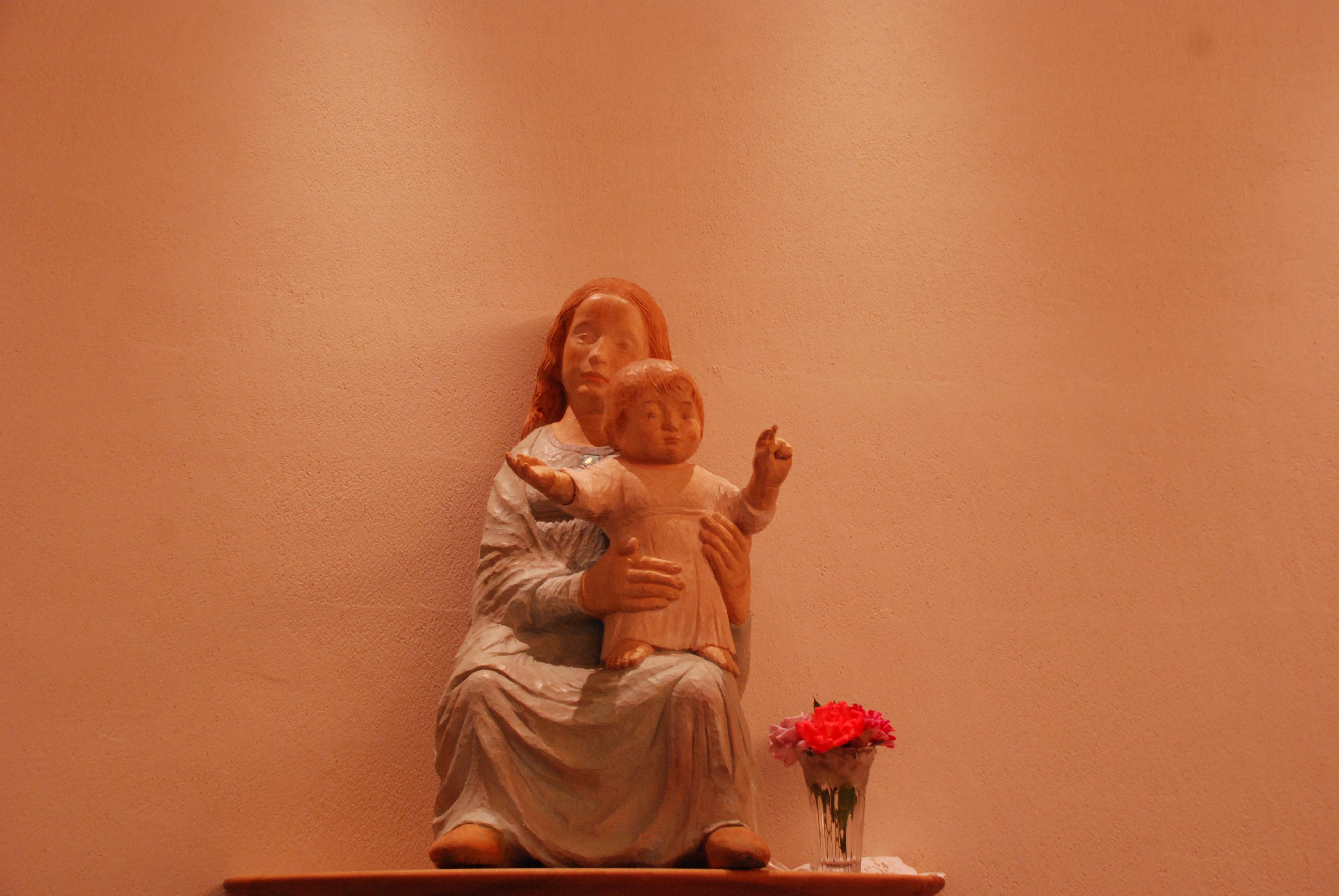聖母子像2