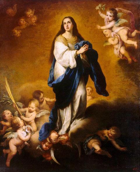 無原罪のマリア